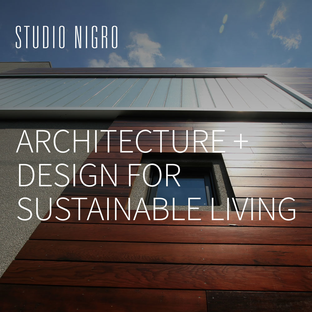 Studio Nigro Architecture